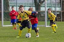 FC Písek B - TJ Sokol Záhoří 21:1 (7:0)