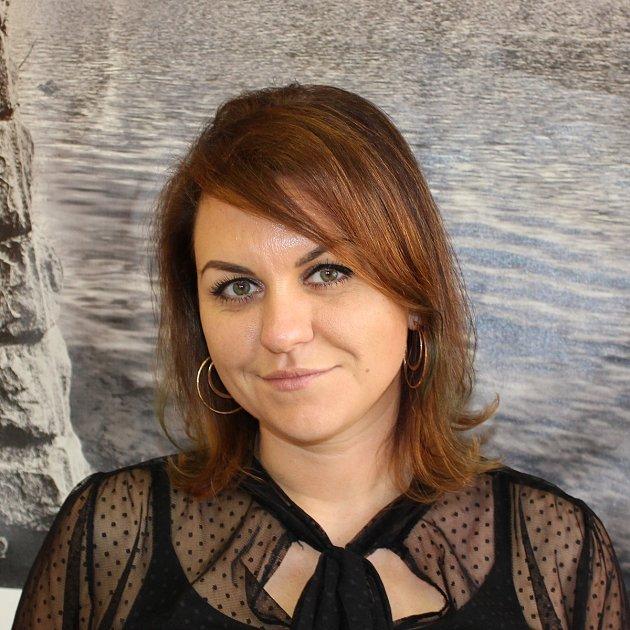 Lucie Kotrbová.