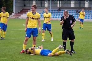 FC MAS Táborsko - FC Písek 4:0 (2:0)