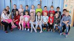 Mateřská škola Mirovice - třída Medvíďata