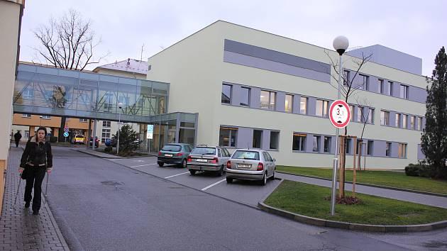 Nemocnice Písek.