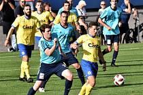 FC Písek - SK Otava Katovice 7:0 (2:0).