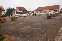 Sepekovské náměstí.