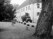 NAHÁ PASTÝŘKA se natáčela na Orlíku v polovině šedesátých let.