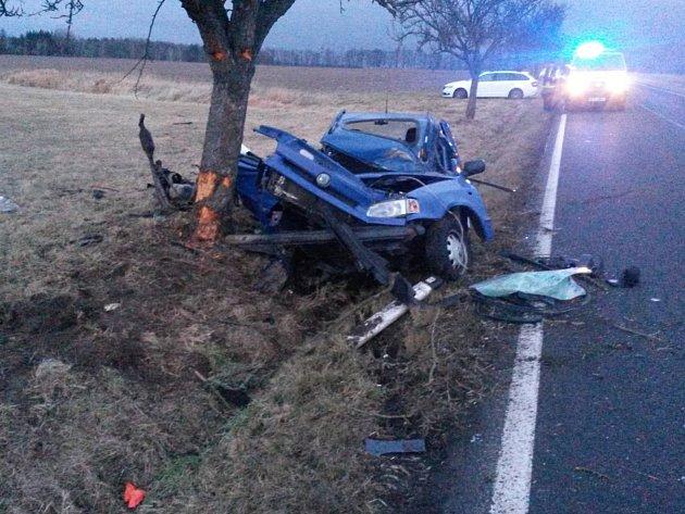 Na jihočeských silnicích vyhasl padesátý pátý život. UMilevska zemřel dvacetiletý řidič Škody Felicie, jeho sedmnáctiletý spolujezdec byl svážným zraněním letecky transportován do nemocnice.
