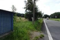 Nový chodník propojí Mirovice a Plíškovice.