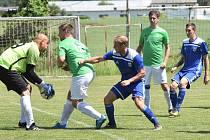 Sokol Čížová - Spartak Soběslav 2:1 (1:0).