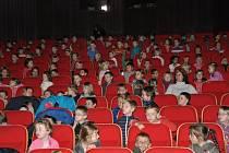 V kinu Portyč byly vyhlášeny výsledky výtvarné soutěže na téma Máme rádi zvířata. Pro děti z mateřských škol ji připravily 15. MŠ a Centrum kultury Písek