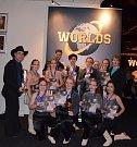 TCS Louisiana Písek zabodovala na mistrovství světa.