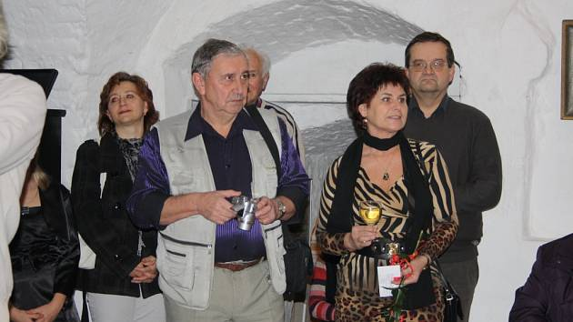 Výstava Výtvarníci Milevska a okolí.