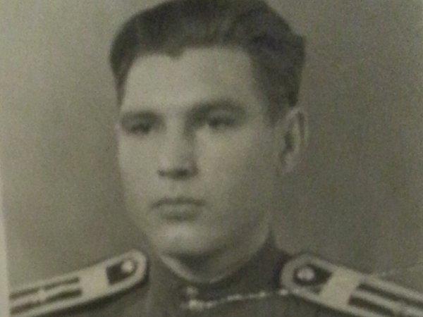 Petr Michajlovič Michovič vmládí.