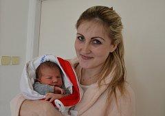 Rozálie Matyšová ze Skal. Tereze Mlejnkové a Jakubovi Matyšovi se prvorozená dcera narodila 26. 3. 2018 ve 2.13 hodin, vážila 3850 g a měřila 50 cm.