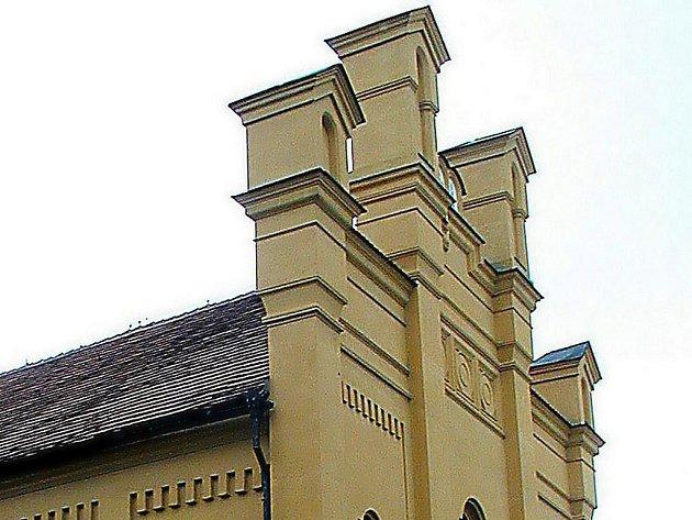 Jednou z historických památek, na jejichž obnovu přispějí peníze z Programu regenerace městských památkových zón, je synagoga v Soukenické ulici v Písku.