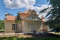 Nemocniční kaple v Písku.