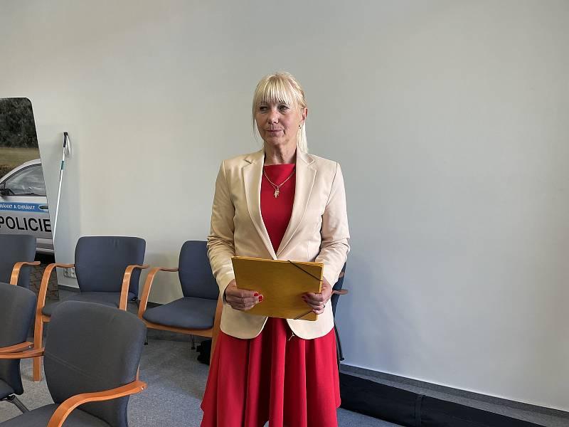 Vyšetřovatelka případu Renata Miková.