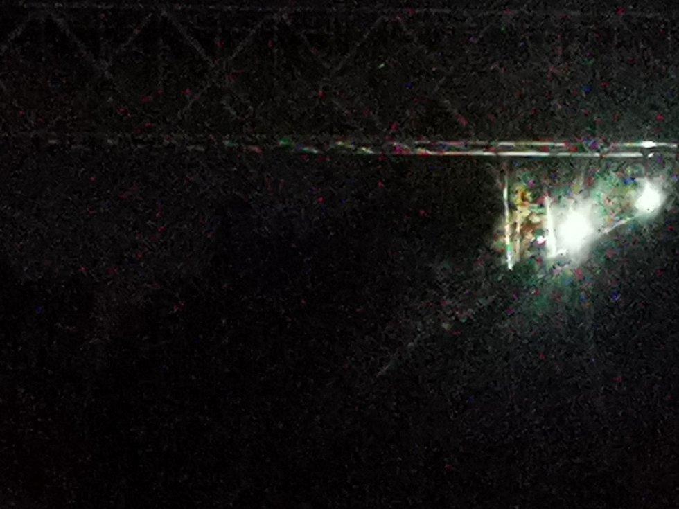 Strašidelný pohled, který se naskytl dvěma rybářům pod mostem nedaleko Jetětic na Písecku.