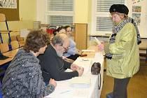 Volby prezidenta a místní referendum.