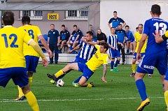 FC Písek fotbal - TJ Jiskra Domažlice 1:2 (1:0) Pen: 1:4