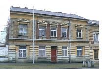Dům v Sedláčkově ulici v Písku, kde by mohly být sociální byty.