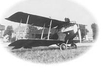 Letecká katastrofa se u Kestřan stala 20. července 1928.