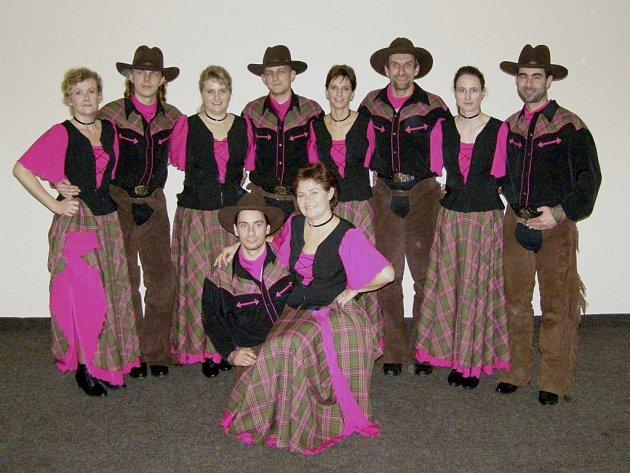Louisiana - taneční skupina z Písku.