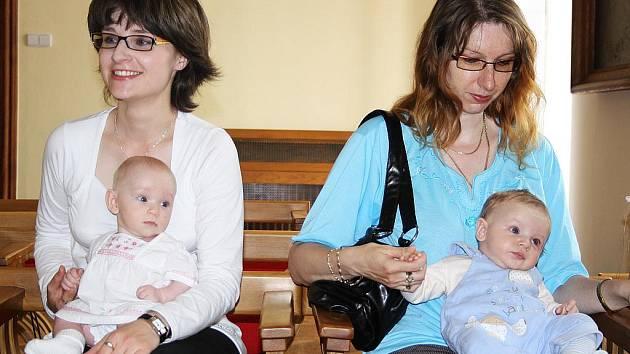 Vítání dětí 13. června 2011.