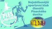 Hlasujte v anketách o sportovní hvězdu a nejoblíbenější sportovní klub čtenářů Píseckého deníku.