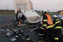 Nejtragičtější dopravní nehoda loňského roku na Písecku se stala v listopadu u Drhovle. Vzala život čtyřem lidem.