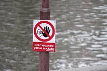 Zákaz vstupu-ilustrační fotografie.