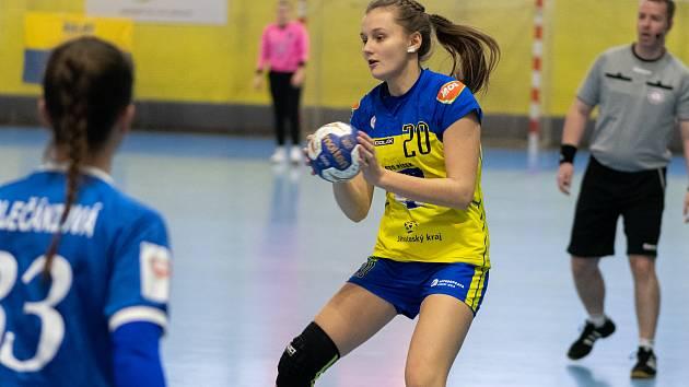 Adéla Velková (Sokol Písek).