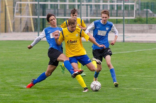 FC Písek U19 - FC MAS Táborsko U19 4:1 (3:0)