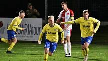 Fortuna ČFL: FC Písek - SK Slavia Praha B 2:1 (0:1).