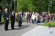 Výročí osvobození v Písku a Vranově.