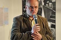 Ředitel Ústavu pro studium totalitních režimů Daniel Herman.