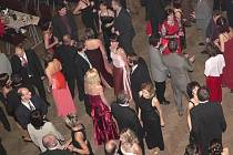 Na plese bývá veselo.  (ilustrační foto)