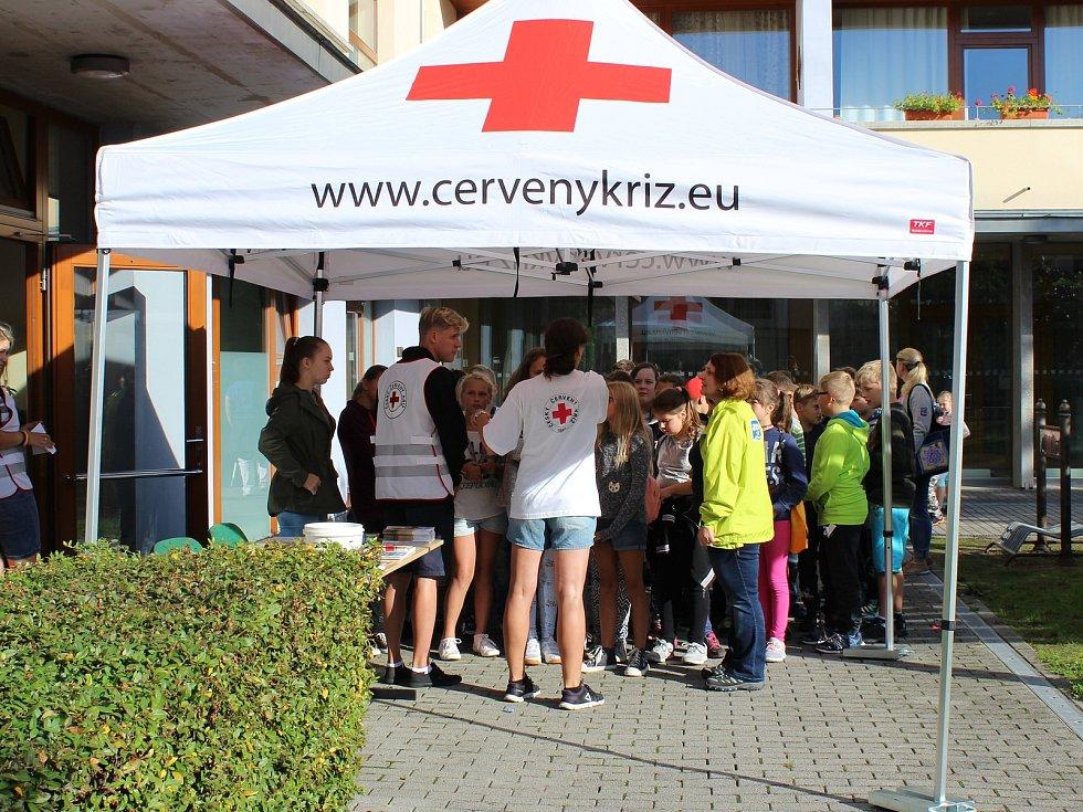 Český červený kříž v Písku. Ilustrační foto.