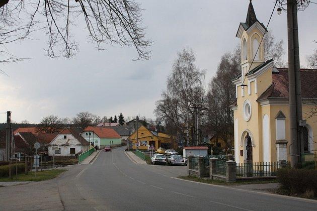 Obec Hrejkovice - ilustrační foto.
