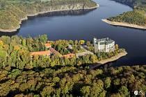 Orlík nad Vltavou