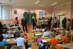 Zahájení nového školního roku ve II. ZŠ Milevsko.