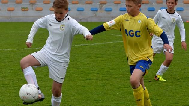 MAENTIVA CUP. Memoriál Martina Breibische je určen pro hráče ročníku narození 2003 a mladší.