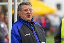Trenér FC Písek U19 Jindřich Dejmal