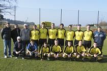 Fotbalisté Blaníku Milenovice remizovali v sobotním zápase kresního přeboru ve Skalách 0:0.