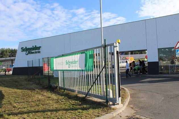 Schneider Electric pořádal den otevřených dveří.