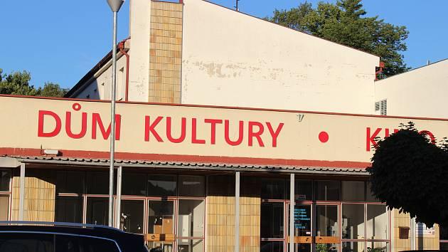 Protivín, Dům kultury a kino. Ilustrační foto