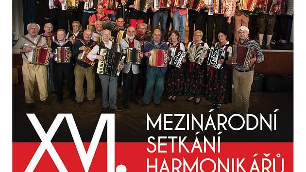 XVI. mezinárodní setkání harmonikářů.