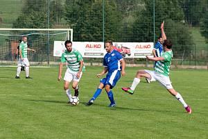 FC AL-KO Semice B – TJ Sokol Čížová B 5:1 (2:0).