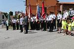 Oslava 800. výročí obce Borovany.