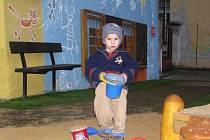 Otevření dětského hřiště v Budovcově ulici.