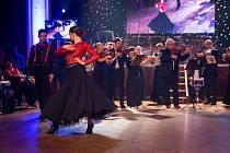 Reprezentační ples města Písku.