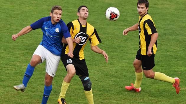 FC ZVVZ Milevsko – TJ Sokol Lom 3:2 (1:1).